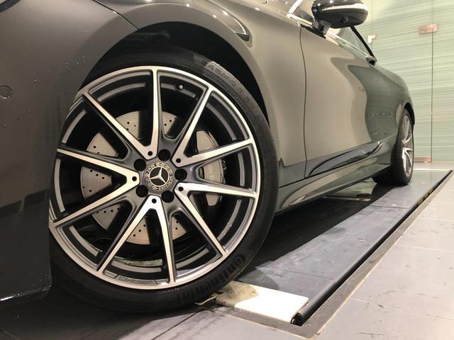 S560 カブリオレ レーダーセーフティパッケージ エアバランスパッケージ 本革 Burmesterハイエンド3Dサラウンドシステム TV ナビ ETC 20インチアルミホイール 正規ディーラー認定中古車 2年保証(17枚目)