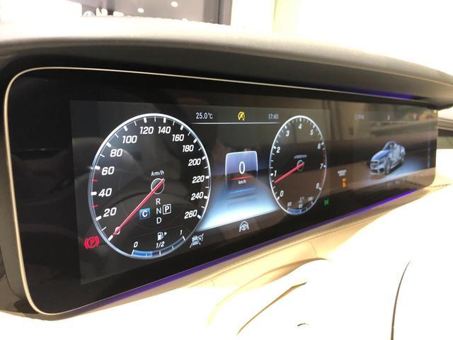 S560 カブリオレ レーダーセーフティパッケージ エアバランスパッケージ 本革 Burmesterハイエンド3Dサラウンドシステム TV ナビ ETC 20インチアルミホイール 正規ディーラー認定中古車 2年保証(23枚目)