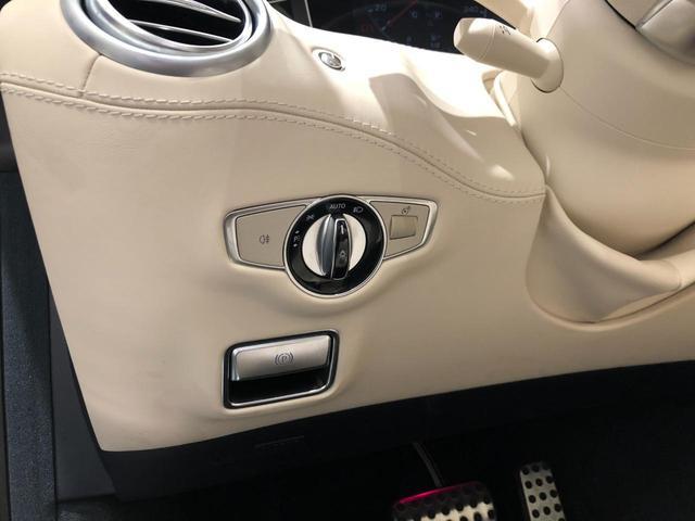 S560 カブリオレ レーダーセーフティパッケージ エアバランスパッケージ 本革 Burmesterハイエンド3Dサラウンドシステム TV ナビ ETC 20インチアルミホイール 正規ディーラー認定中古車 2年保証(24枚目)