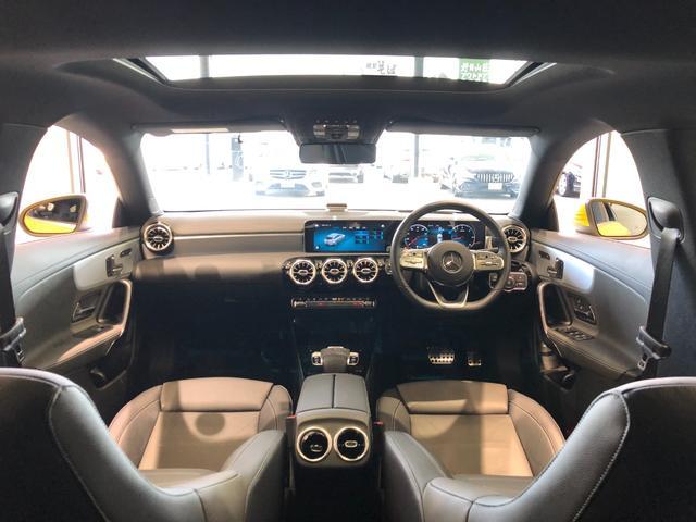 CLA200dシュティングブレAMGレザエクスクルP AMGレザーエクスクルーシブパッケージ ナビゲーションパッケージ アドバンスドパッケージ パノラミックスライディングルーフ 18インチアルミホイール 正規ディーラー認定中古車 2年保証(31枚目)