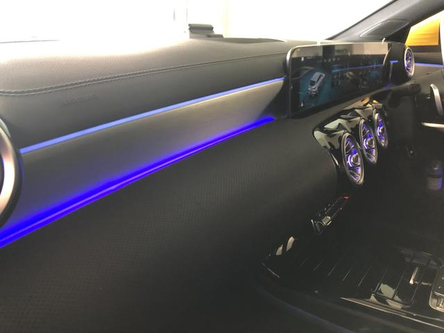 CLA200dシュティングブレAMGレザエクスクルP AMGレザーエクスクルーシブパッケージ ナビゲーションパッケージ アドバンスドパッケージ パノラミックスライディングルーフ 18インチアルミホイール 正規ディーラー認定中古車 2年保証(32枚目)