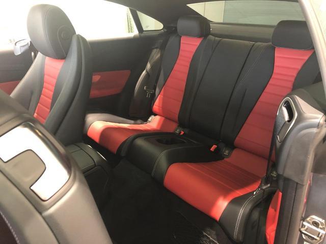 E200 クーペ スポーツ レーダーセーフティパッケージ レザーパッケージ エアバランスパッケージ パノラミックスライディングルーフ Burmester 本革シート 19インチアルミホイール 正規ディーラー認定中古車 2年保証(31枚目)