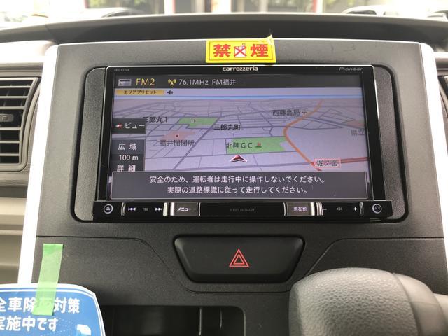 L CVT 2WD 衝突安全ボディ ワンセグ ETC付 キーレスエントリー ABS ベンチシート 禁煙車 バックカメラ エアバッグ メモリーナビ パワステ レンタアップ(17枚目)