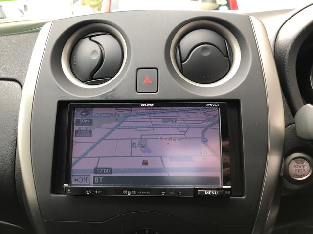 X キーフリ- リヤカメラ メモリーナビゲーション 盗難防止 AC 衝突安全ボディ ABS  USB Wエアバッグ ナビ/TV 地TV 電格M A-STOP Bトゥース DVD再生機能 ETC車載器(16枚目)
