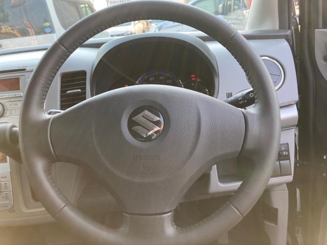 FXリミテッドII CDデッキ パワステ Wエアバッグ AC シートヒーター 盗難防止 エアバック キーレスリモコン ベンチシート フルフラット 4WD 衝突安全ボディ ABS(18枚目)