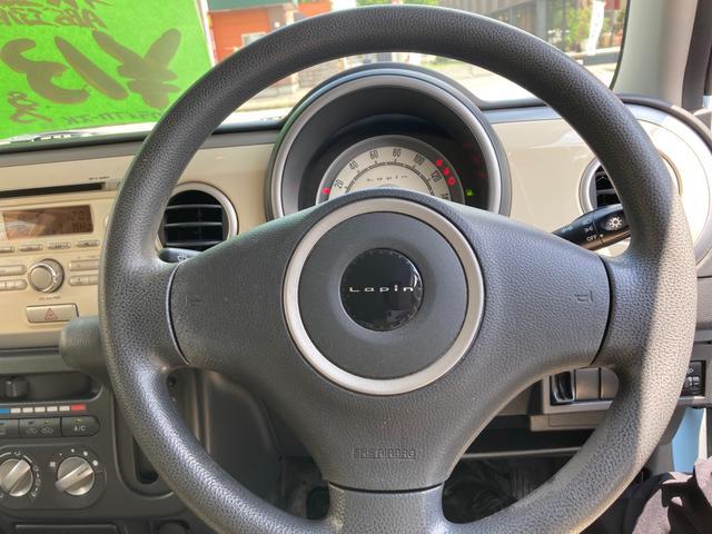 G CD再生 キーフリー スマートKey エアバック 衝突安全ボディ 両席エアバッグ ABS付 パワーウィンドウ 盗難防止 AC パワーステアリング(17枚目)