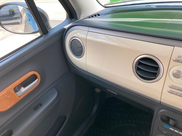 G CD再生 キーフリー スマートKey エアバック 衝突安全ボディ 両席エアバッグ ABS付 パワーウィンドウ 盗難防止 AC パワーステアリング(21枚目)
