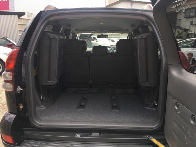 トヨタ ランドクルーザープラド TXリミテッド 4WD ナビTV ワンオーナー