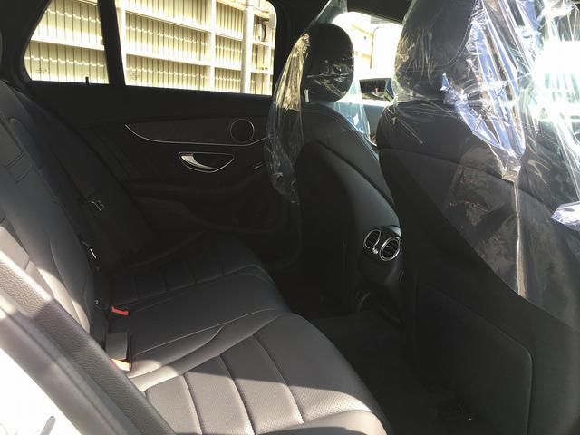 メルセデス・ベンツ M・ベンツ C200 ステーションワゴン スポーツ 登録済未使用車
