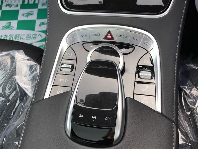S450 AMGラインプラス ベーシックPKG 黒革(13枚目)