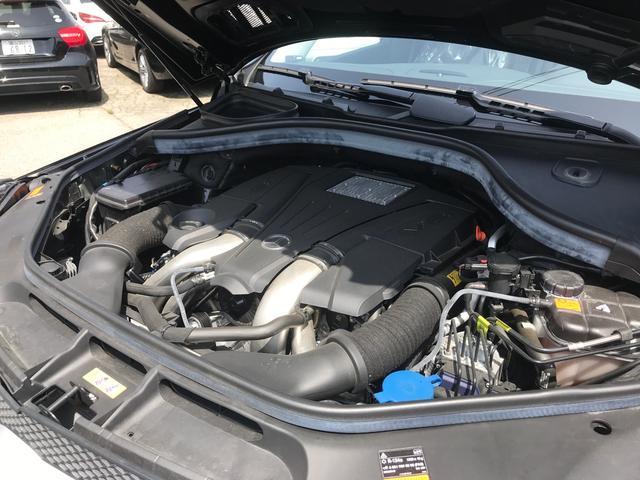 GL550 4マチック AMGエクスクルーシブパック 黒革(19枚目)
