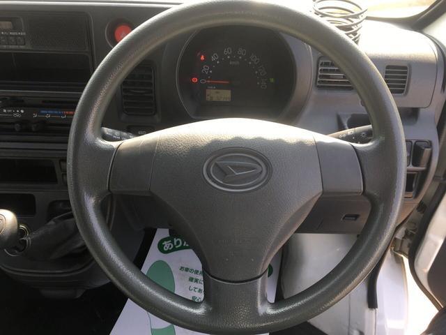 ダイハツ ハイゼットカーゴ 660 5速MT 4WD