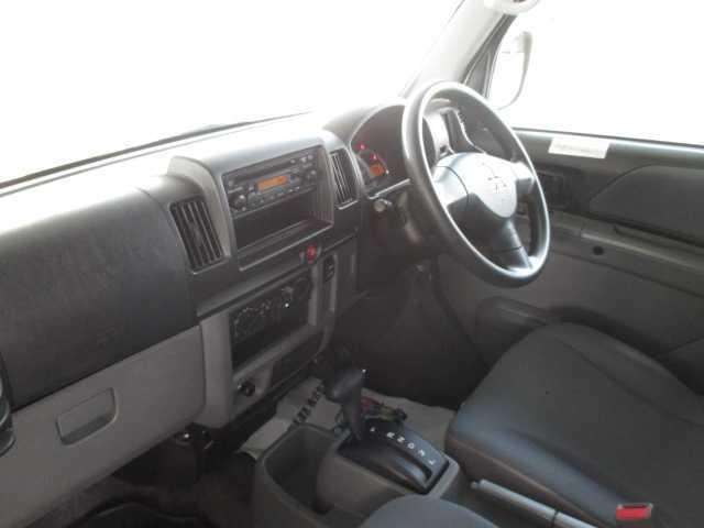 三菱 ミニキャブバン 4WDブラボーHR