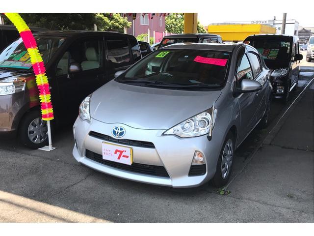「トヨタ」「アクア」「コンパクトカー」「富山県」の中古車25