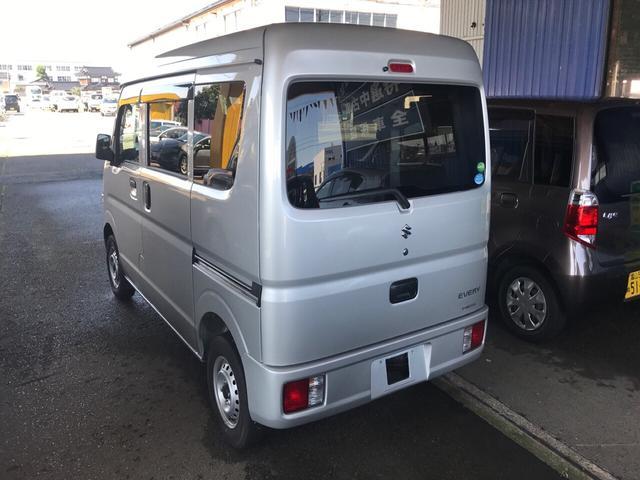 「スズキ」「エブリイ」「コンパクトカー」「富山県」の中古車7