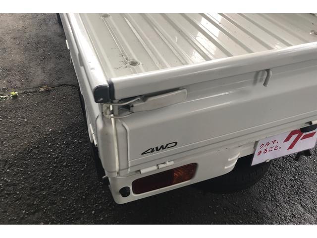 スペシャル 5速マニュアル 4WD エアコン パワステ(7枚目)