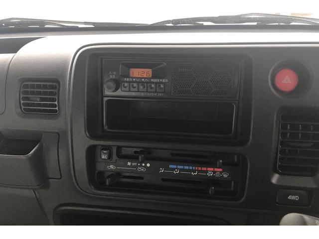 スペシャル 5速マニュアル 4WD エアコン パワステ(15枚目)