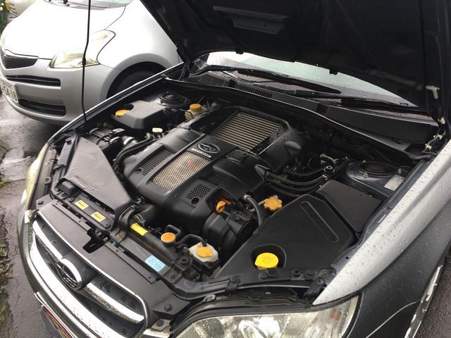 スバル レガシィツーリングワゴン 2.0GT HDDナビ アルミホイール HIDライト