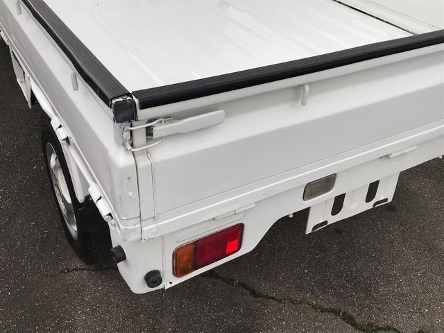 KC 4WD AC MT 軽トラック AW ホワイト PS(6枚目)