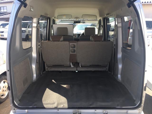 マツダ スクラム バスター 5MT 4WD フル装備 キーレス
