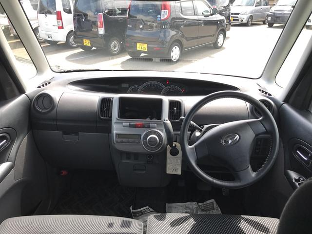 カスタムXリミテッド 軽自動車 CVT AC 左側電動ドア(2枚目)
