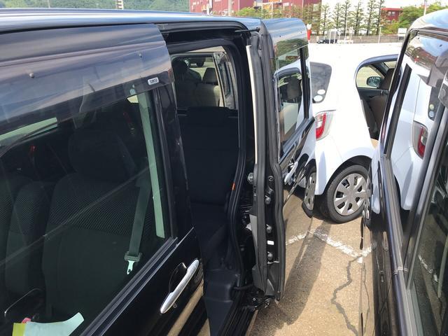 カスタムXリミテッド 軽自動車 CVT AC 左側電動ドア(9枚目)