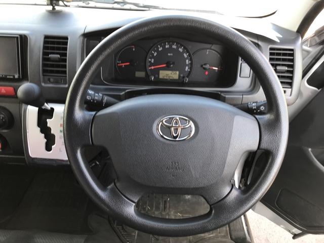 ロングDX ナビ 4WD ETC ミニバン(18枚目)
