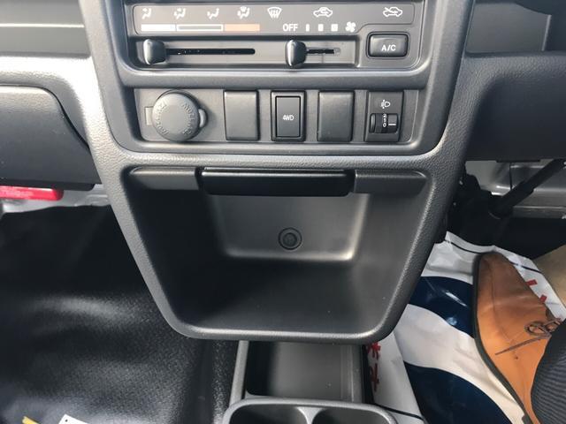 KC 届出済未使用車 4WD AC MT(16枚目)