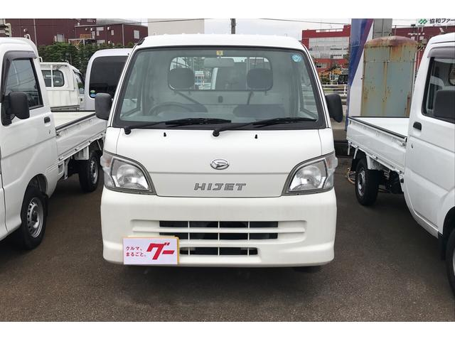 4WD AC MT 軽トラック ホワイト(2枚目)