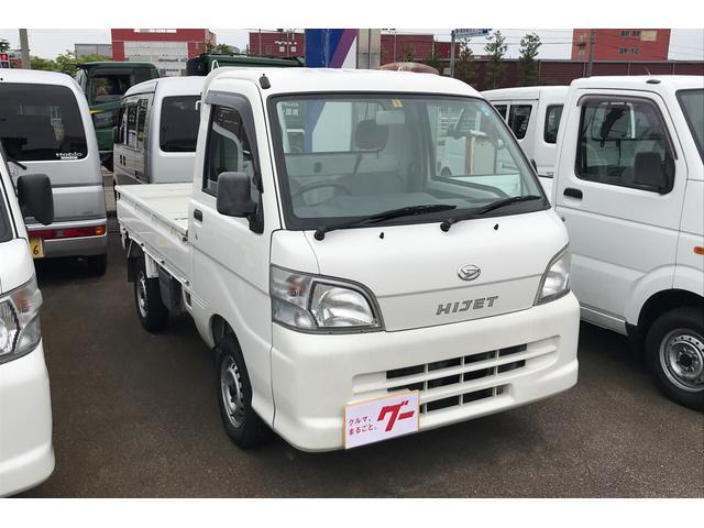4WD AC MT 軽トラック ホワイト(18枚目)
