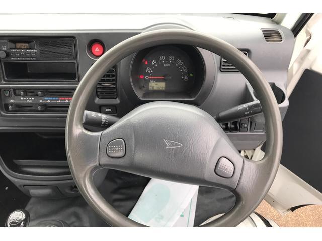4WD AC MT 軽トラック ホワイト(19枚目)