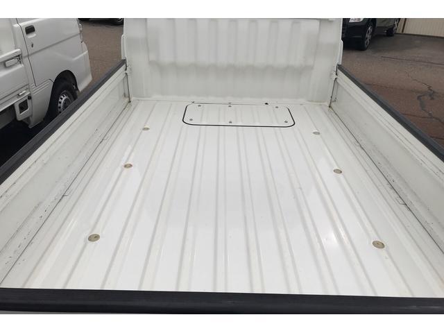 4WD AC MT 軽トラック ホワイト 記録簿(6枚目)