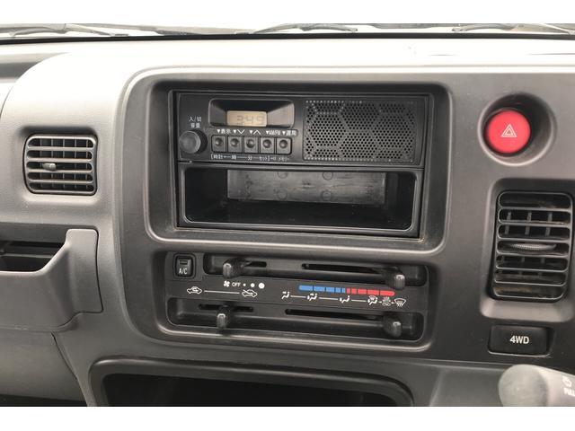 4WD AC MT 軽トラック ホワイト 記録簿(14枚目)