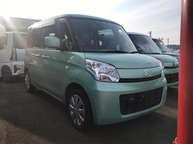 X ナビ 軽自動車 フォレストアクアメタリック CVT(3枚目)