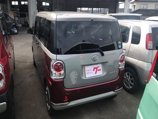 「ダイハツ」「ムーヴキャンバス」「コンパクトカー」「富山県」の中古車5