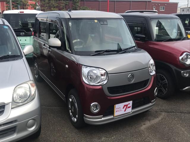 「ダイハツ」「ムーヴキャンバス」「コンパクトカー」「富山県」の中古車21