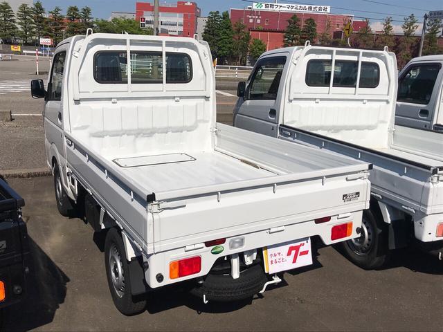 KC AC MT 修復歴無 軽トラック ホワイト(6枚目)
