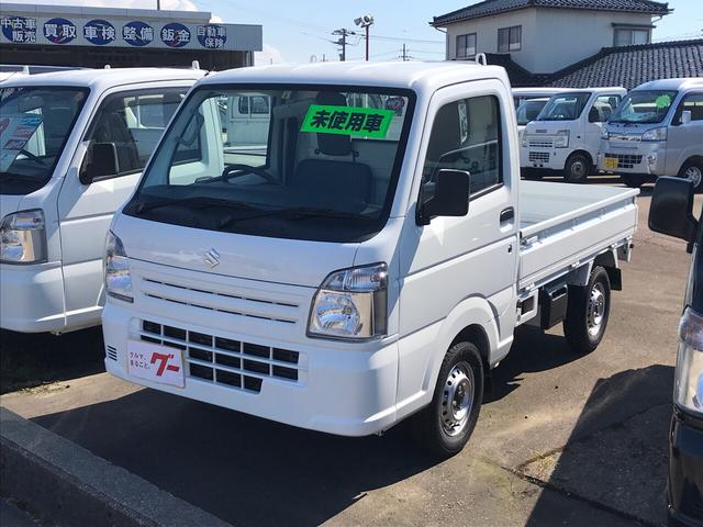 KC AC MT 修復歴無 軽トラック ホワイト(17枚目)