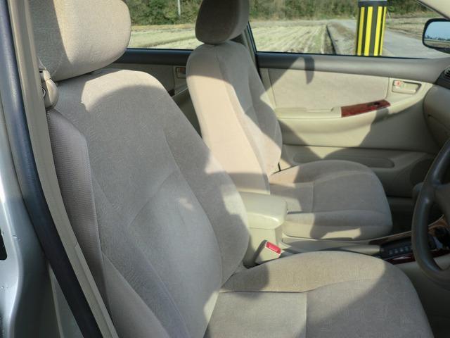 トヨタ カローラ 特別仕様車 Xリミテッド 女性ユーザー買取車