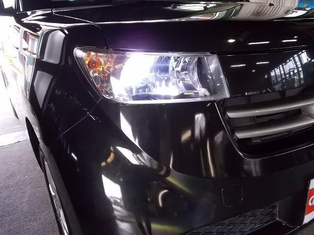 トヨタ bB 特別仕様車ガーネットII地デジフルHDDナビTVスマートキー