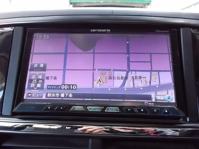 2.5i-S4WD地デジフルナビTVプッシュスタートHID(10枚目)
