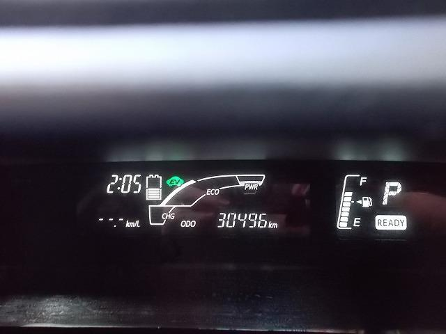 走行距離はほんの30496KM