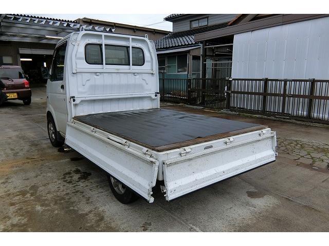 KCエアコン・パワステ 切替式4WD 三方開(5枚目)