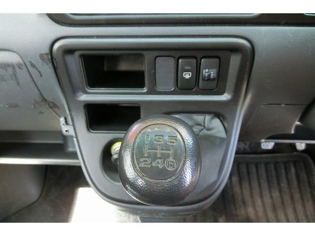 クルーズハイルーフ切替式4WD5速ギア地デジナビTVキーレス(10枚目)