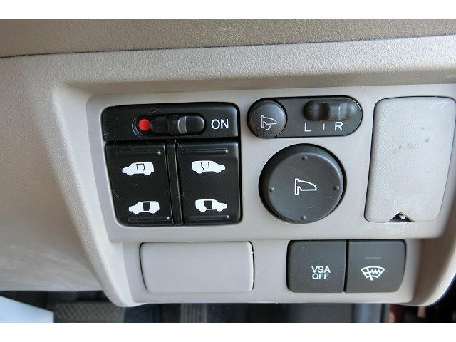 特別仕様車Giエアロ地デジナビTV両側電動ドア スマートキー(14枚目)