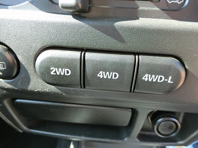 特別仕様車ワイルドウインド切替式4WD地デジフルセグナビTV(10枚目)