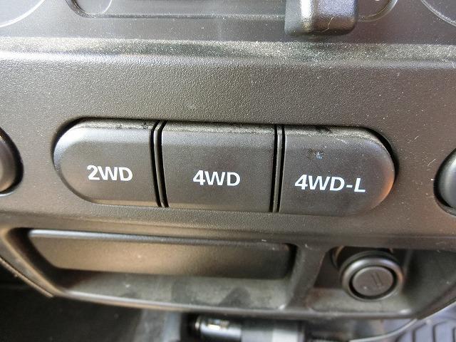 特別仕様車クロスアドベンチャーXC切替式4WD地デジナビTV(13枚目)
