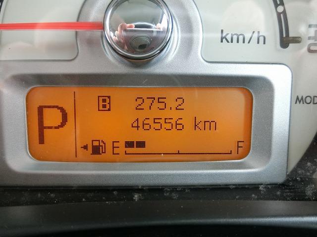 走行距離はほんの46556KM