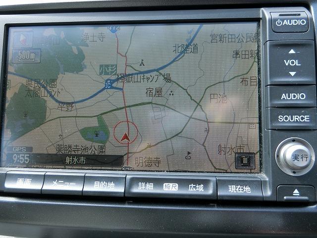 GエアロL地デジHDDナビTVカメラ電動ドア後席モニター(11枚目)