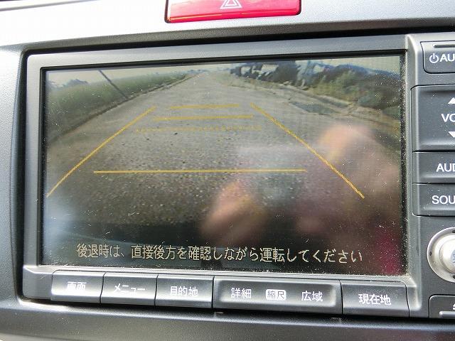 GエアロL地デジHDDナビTVカメラ電動ドア後席モニター(12枚目)
